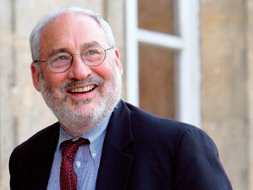Joseph Stiglitz | Vía: banker.az