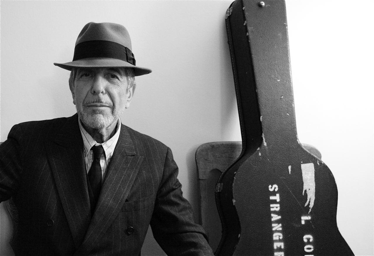 Leonard Cohen | Vía: indiehoy.com