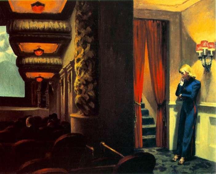 Edward-Hopper-Cine-en-Nueva-York