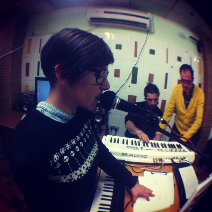 Sala 18-Arte sonoro compuesto por VOCDAT para la obra de A. Pizarnik, narrado por Alicia G