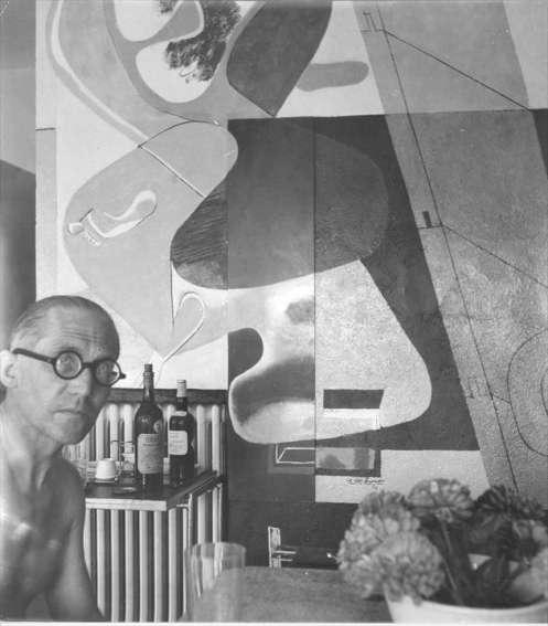 Eileen Grey Le Corbusier Villa E1027 2