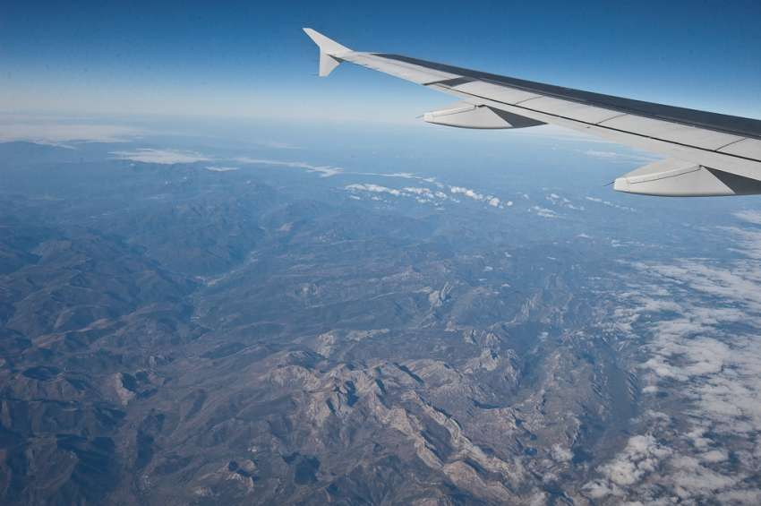 España desde el aire | Vía - Jexweber.fotos (flickr)