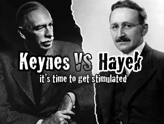 keynes-vshayek