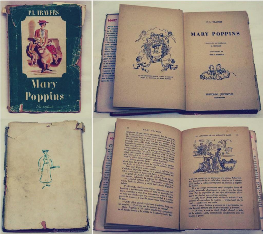 05. 1º edición Mary Popins 1946