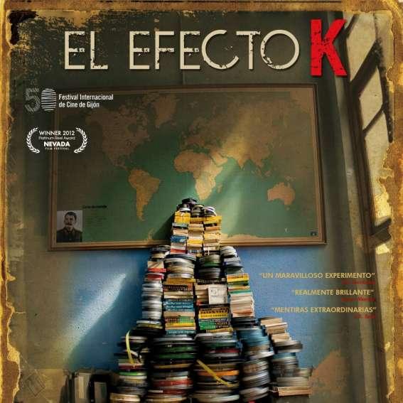 Cartel El efecto K
