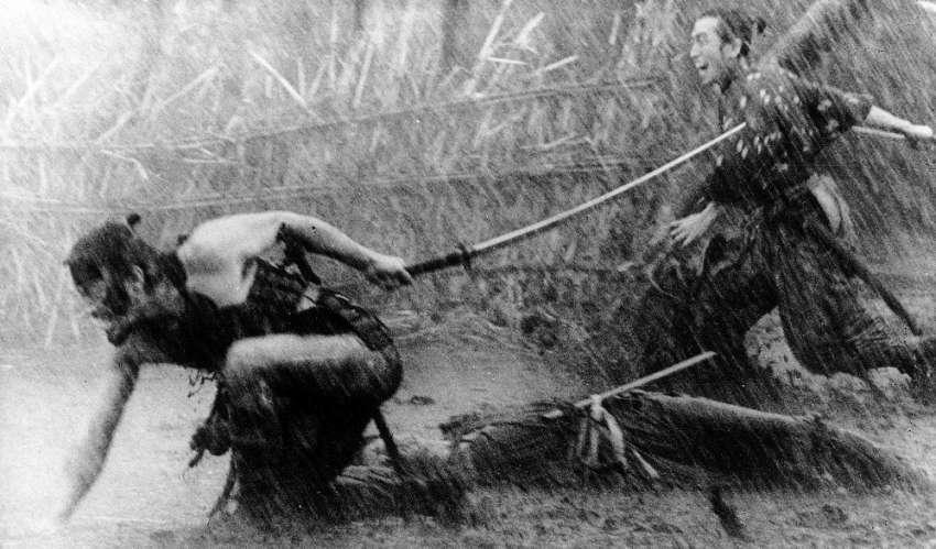 Los siete samuráis, de Akira Kurosawa