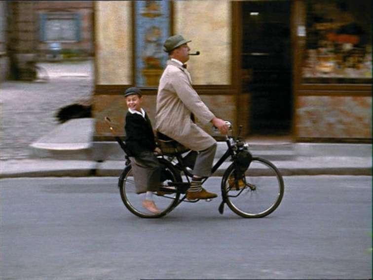 MI TÍO, de Jacques Tati