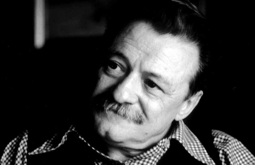 Mario Benedetti, 1981 | Vía Elisa Cabot (flickr)