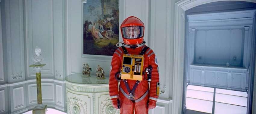 En el laberinto condena: '2001, Odisea del espacio' de Stanley Kubrick.