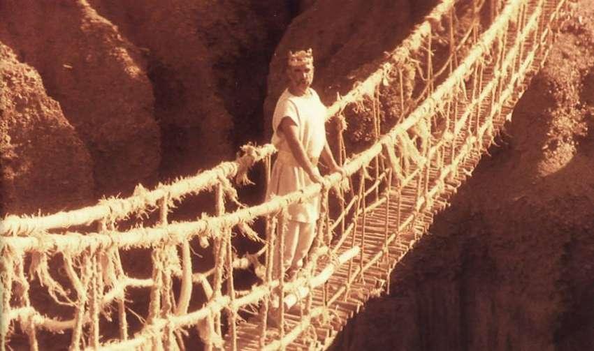 El sentimiento de pérdida de 'El hombre que sería rey' de John Huston
