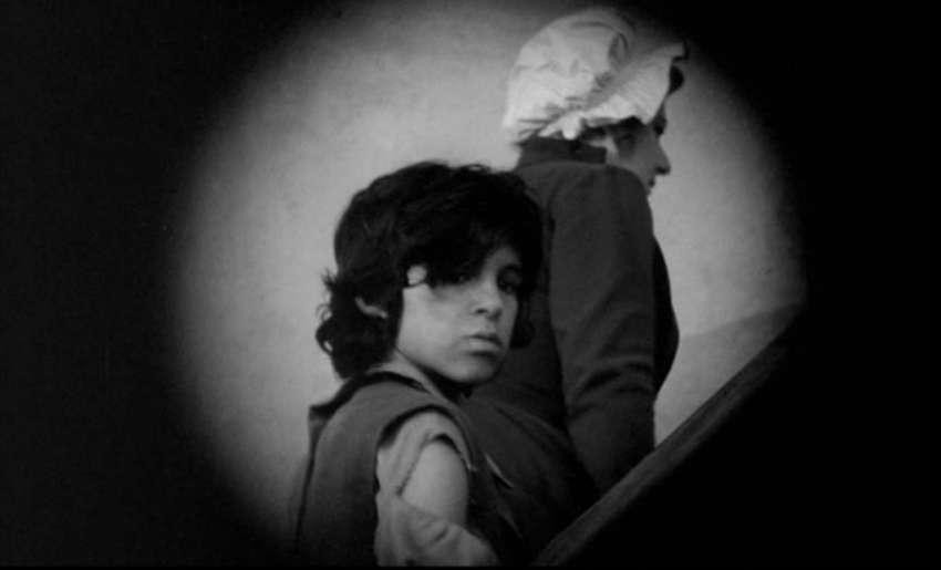 La mirada que interroga, la de Victor, en 'El pequeño salvaje', de Francois Truffaut