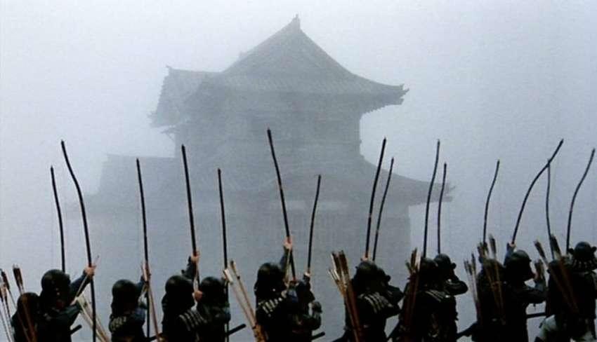 'Ran' de Akira Kurozawa y la música de Toro Takemitsu