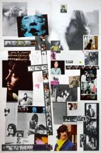 Interior Album Blanco The Beatles (1968)