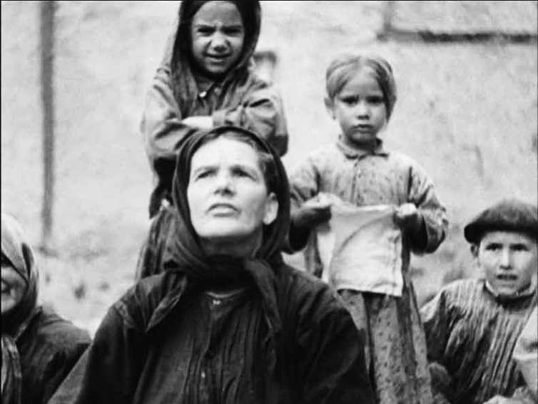 'Las hurdes', de Luis Buñuel