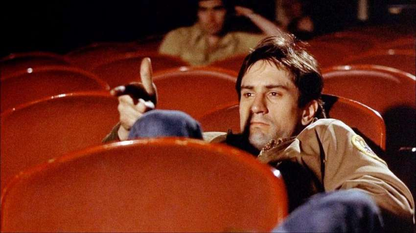 La soledad del corredor de fondo: 'Taxi driver', de Martin Scorsese