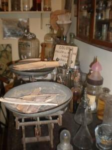 Recurso inventariado en Museo de Pusol