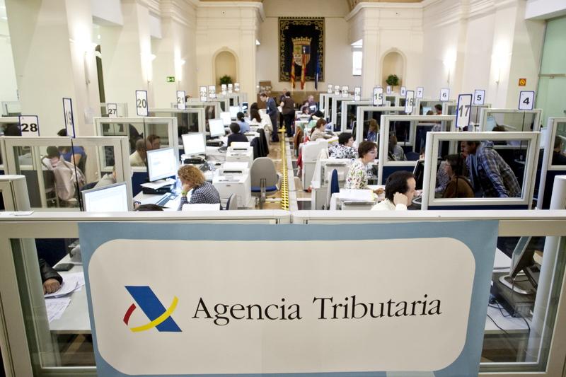 Delegación central de la Agencia Tributaria | Vía - heraldo.es