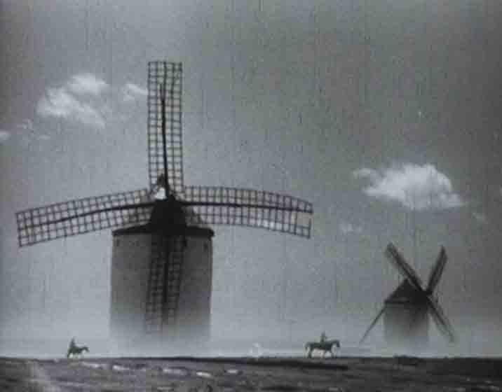 Don Quijote, siempre inacabado. 'Don Quixote', de Orson Welles