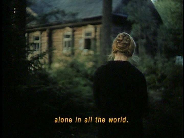 """""""Pero un soñador no es artista más que en sus sueños"""" (Ingmar Bergman). Un instante de 'El espejo' de Andrei Tarkovski"""