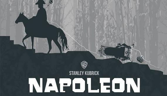 Un cartel para el nunca filmado 'Napoleón' de Kubrick