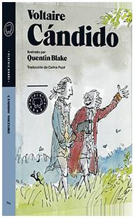 Cándido, de Voltaire (Blackie Books, 2014)