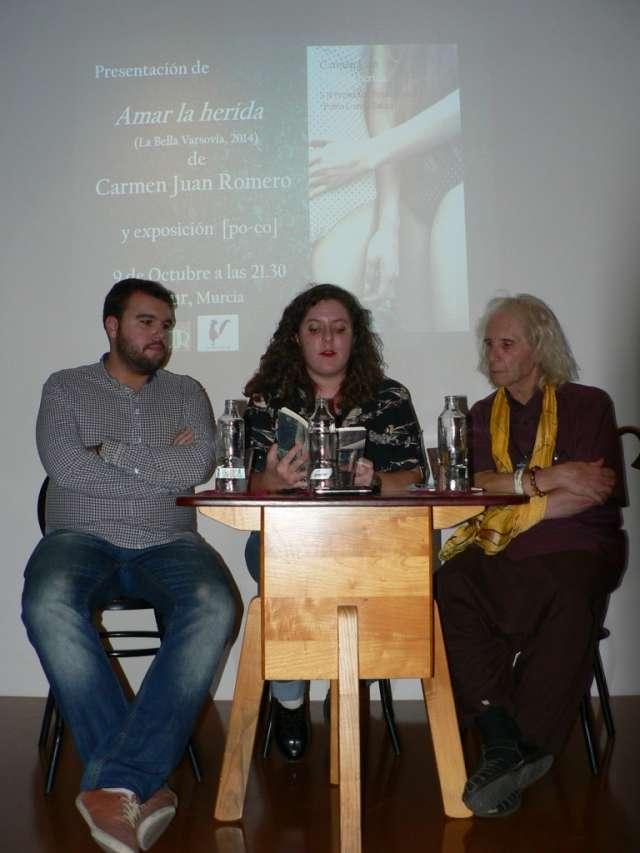 presentacion-carmen-juan-romero