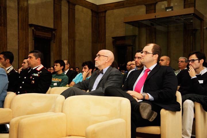 Liderazgo estrategico: futuro y seguridad | Vía - Gabinete de Prensa de la Guardia Civil