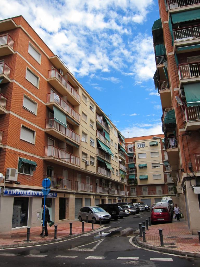 Calle Góngora. (Alicante).
