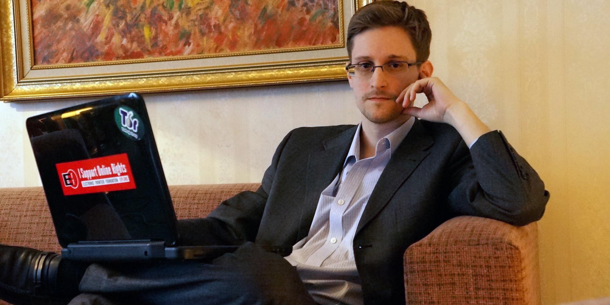 Edward Snowden | Vía: ilmtakeout.com