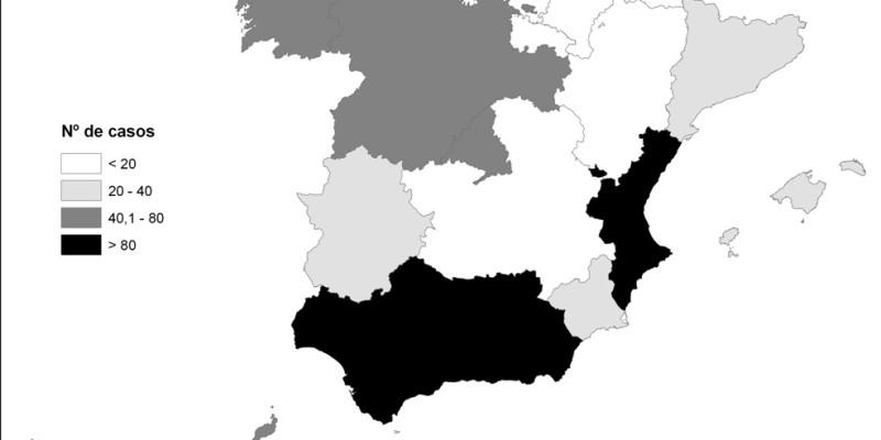 Mapa Corrupción Urbanística
