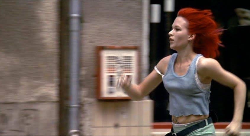 'Corre, Lola, corre', de Tom Tykwer.