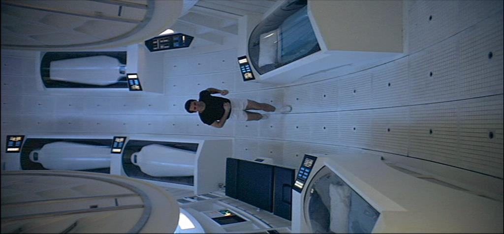 El trote cósmico de '2001: Odisea del espacio', de Stanley Kubrick