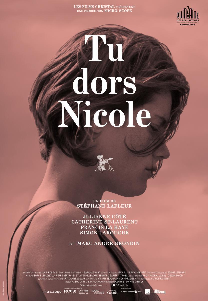 Tu dors Nicole | Vía: filmaffinity.com