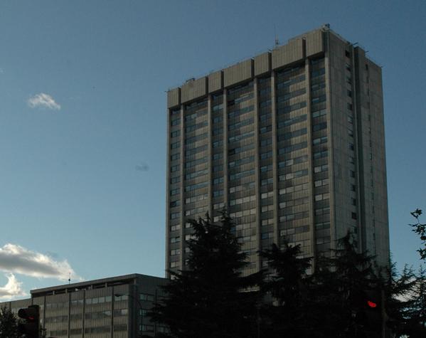 Sede del Ministerio de Economía y Competitividad