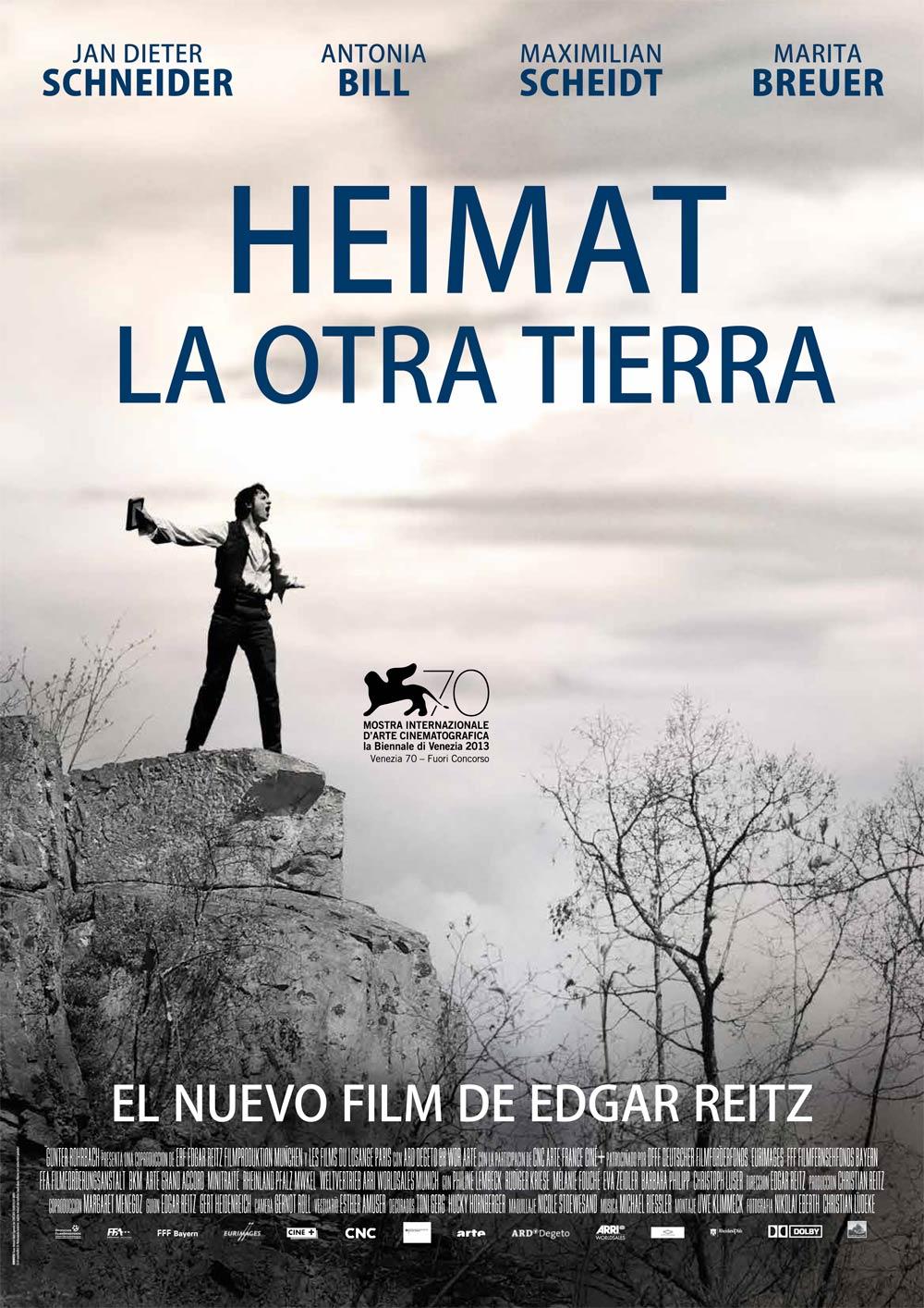 Portada de «Heimat: la otra tierra» | Vía: LaCasaDeLosHorrores