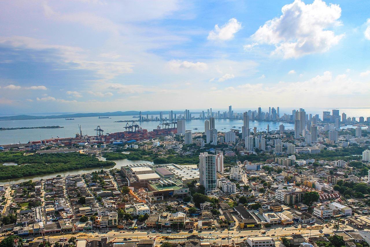 Cartagena de Indias (Colombia) | Vía: graphicalbrain (pixabay)
