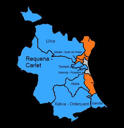 Mapa municipal V