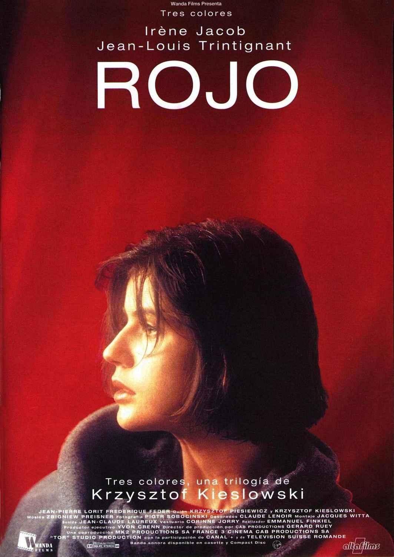 rojo-tres-colores-krzysztof-kieslowski-portada