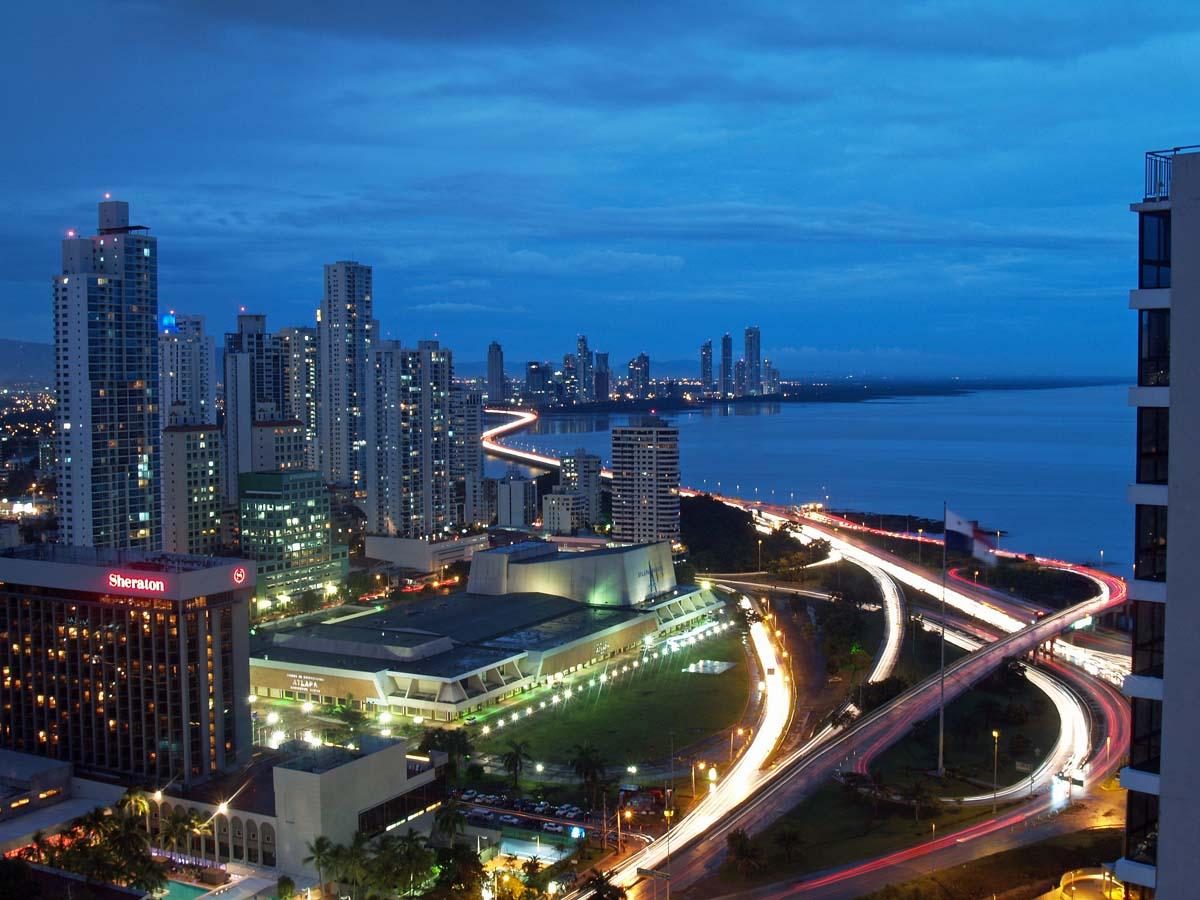 Ciudad de Panamá. Wikimedia Commons.