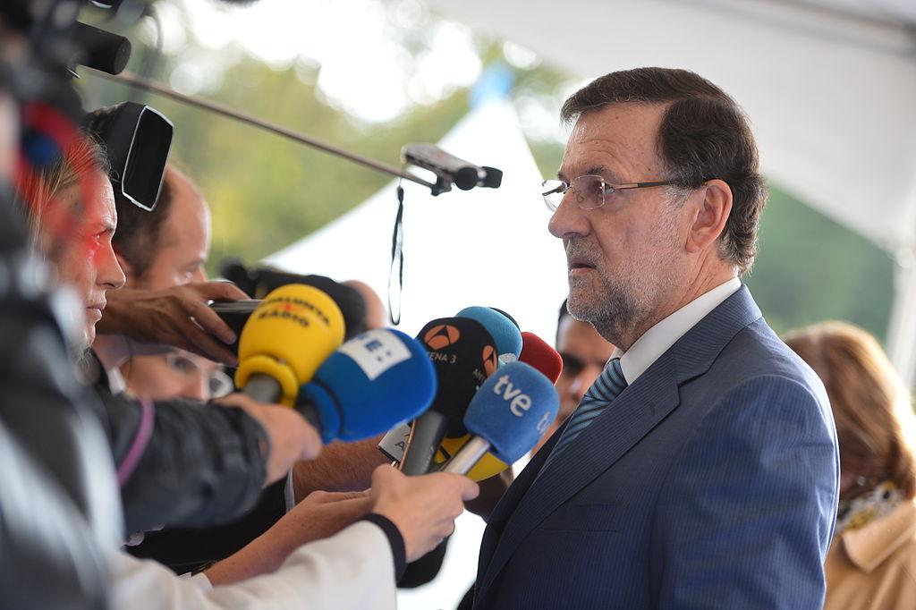 Mariano Rajoy. Wikimedia Commons