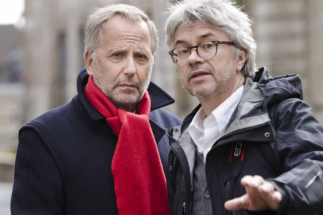 Fabrice Luchini y Christian Vincent | Vía: sensacine