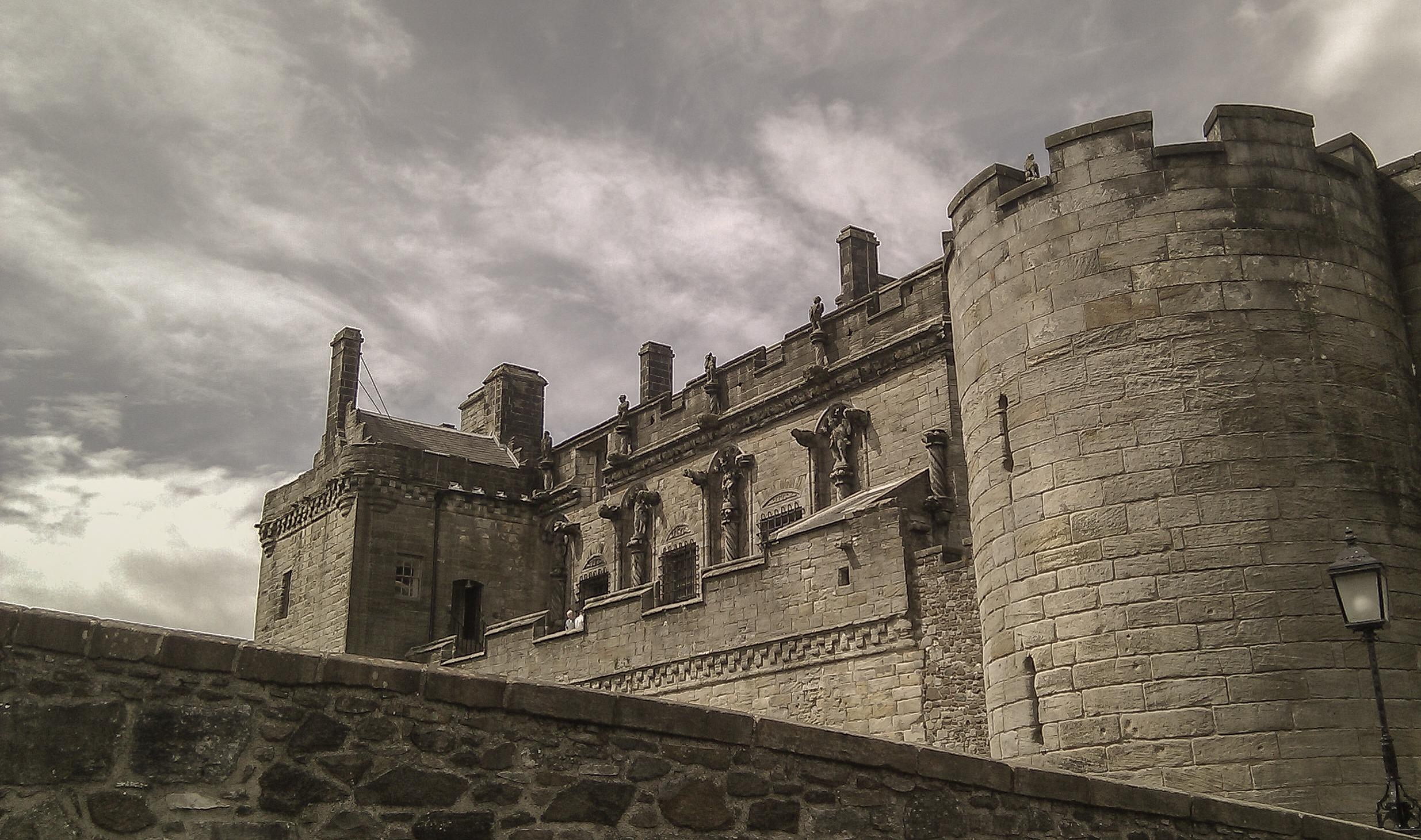 Castillo de Stirling en Escocia | Vía: Pixabay/Shilmar
