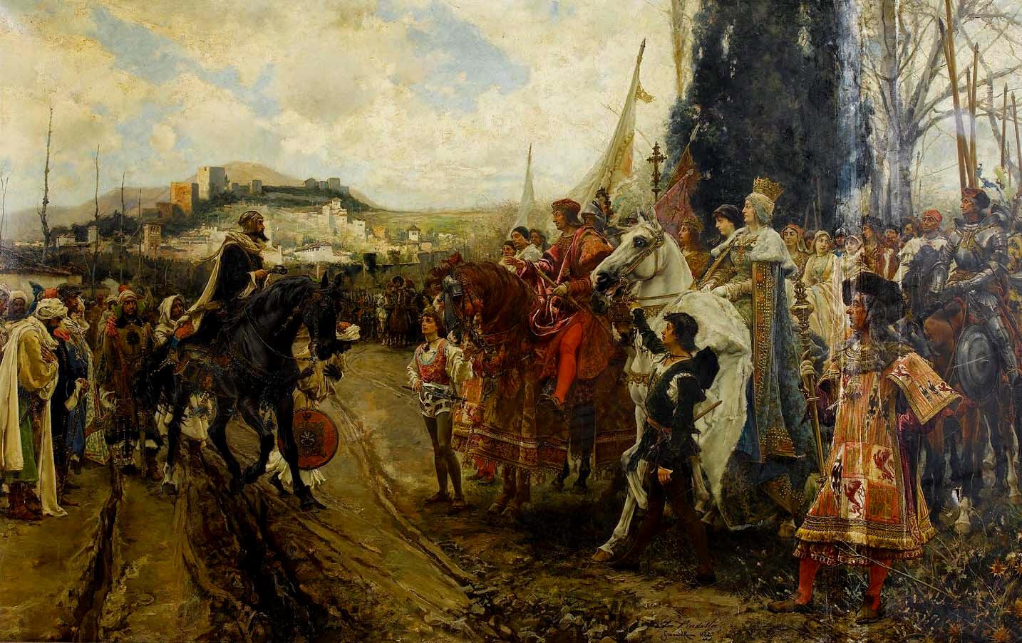 La_rendición_de_Granada