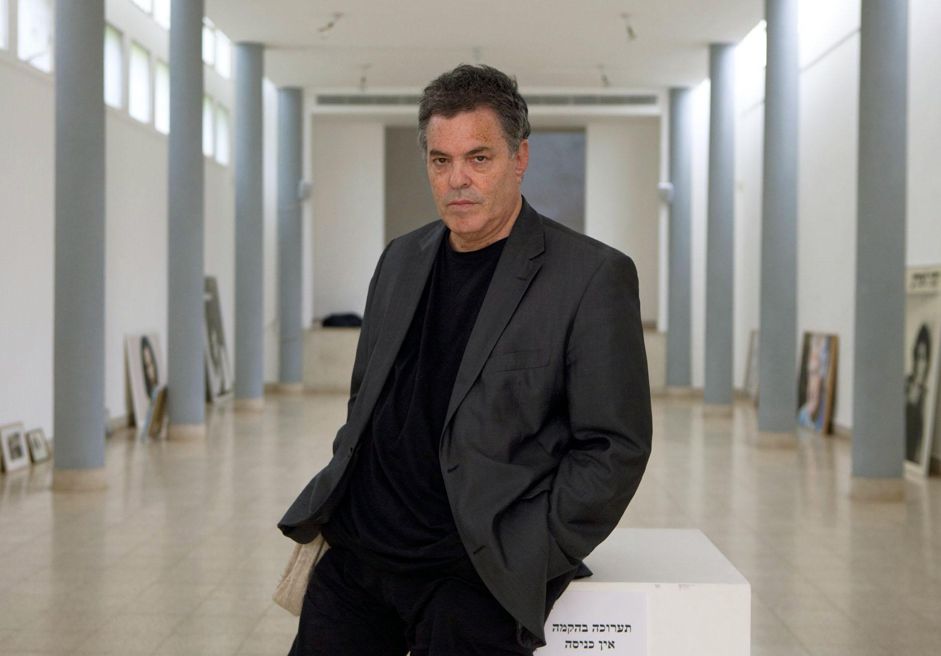Amos Gitai, director de la cinta 'Rabin, The Last Day' | Vía: Dan Bronfeld/Agav Films vía AP