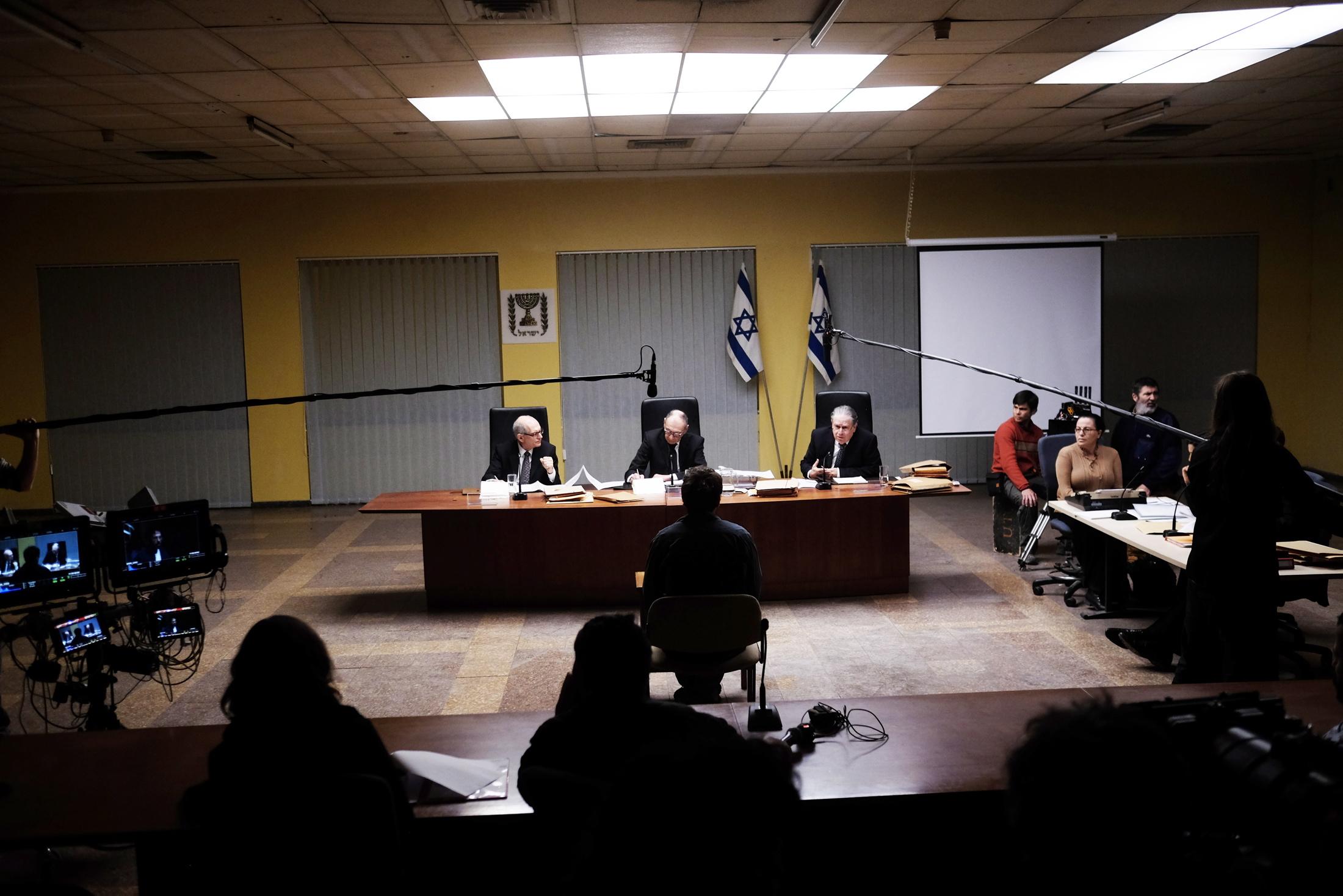 סרט חדש של עמוס גיתאי על רצח רבין רביעי בוקר סט צילומים   צילום סרטים קולנוע ישראלי  רבין, היום האחרון