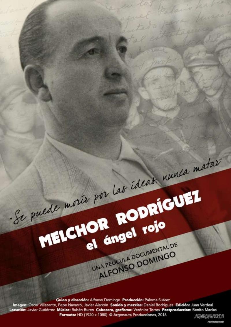 Melchor Rodríguez: el ángel rojo (película) | Vía: Documentamadrid