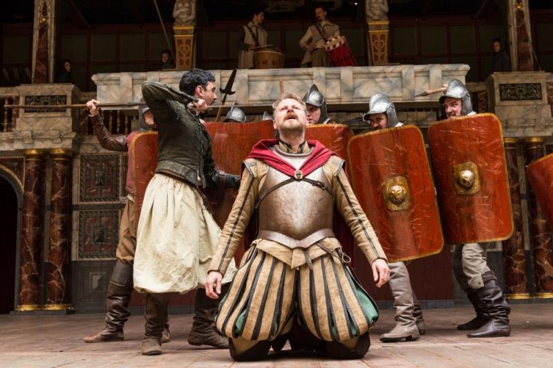 Julius Caesar, Globe Theatre | Vía: Shakespeare's Globe