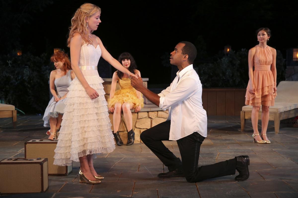 'Love's Labour's Lost', Public Theatrer | Vía: Public Theatrer