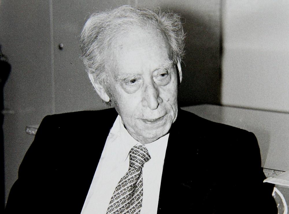 Mario Luzi | Vía: Archivo Arana