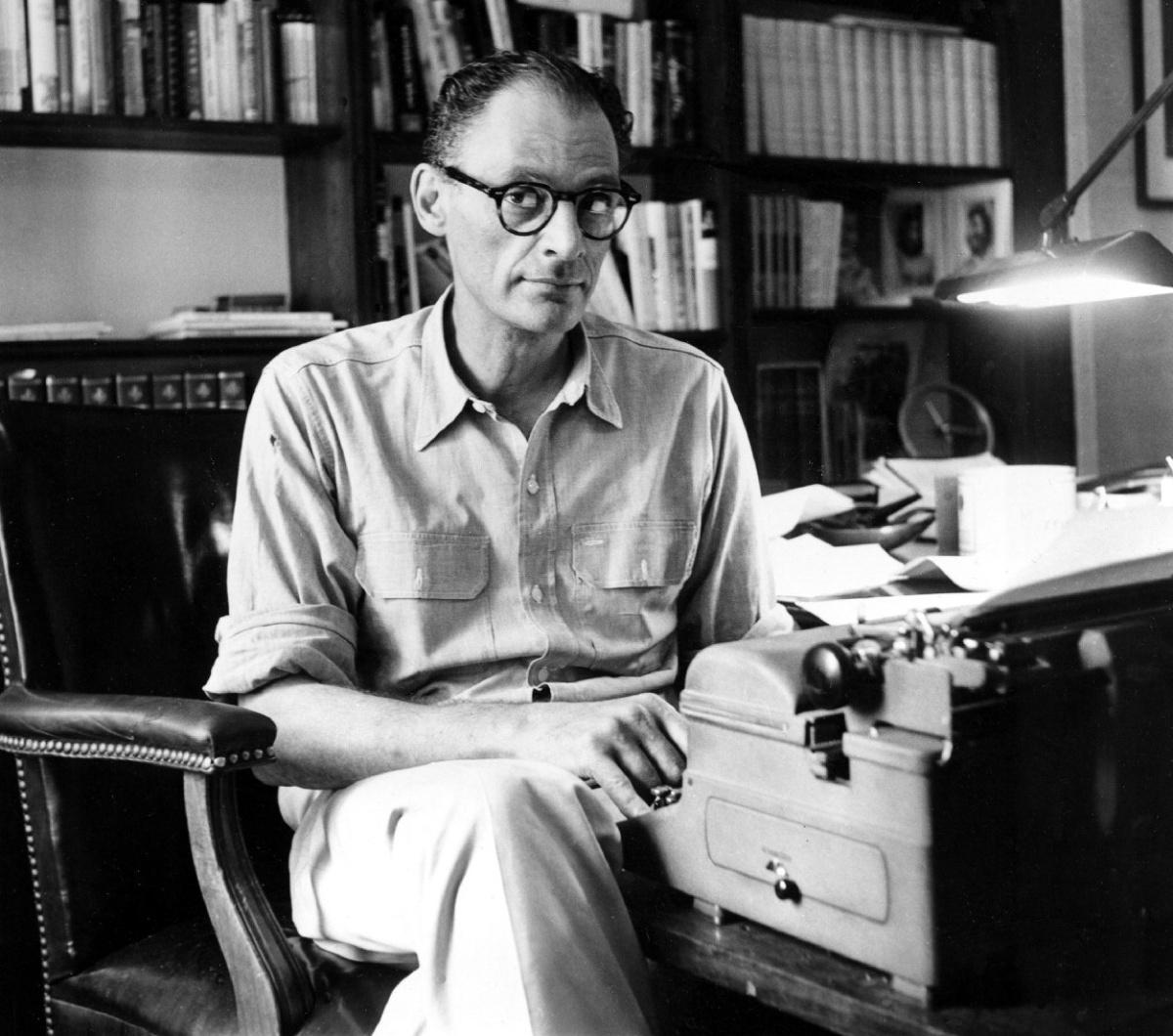 Arthur Miller | Vía: hyperbole